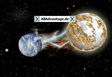Elektromagnetischer Sturm Erde Nibiru